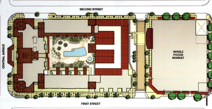 100 Central Sarasota Floor Plans 100 Central Information
