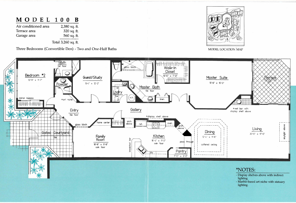 Tangerine bay club unit 512 for 512 plan